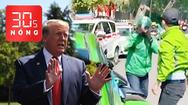 Bản tin 30s Nóng: Lại chuyện tài xế 'ăn thua đủ' sau va chạm xe; Ông Trump có bị phế truất?