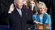 Video: Khoảnh khắc ông Biden tuyên thệ nhậm chức tổng thống Mỹ