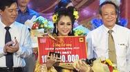 Video: Cô gái đoạt giải nhất Bông lúa vàng 2020 là ai?
