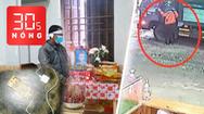 Bản tin 30s Nóng: Trích xuất camera vụ trộm 300 triệu đồng trong cabin xe tải; Học sinh tử vong khi học online