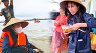 Video: Mạng xã hội tranh cãi về clip ca sĩ Thủy Tiên 'diễn' khi làm từ thiện