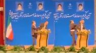 Video: Thống đốc ở Iran bị một người đàn ông tát trong lễ nhậm chức