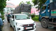 Video: Quảng Nam bị ngập, đường lên cao tốc Đà Nẵng - Quảng Ngãi ùn ứ hàng cây số