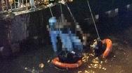 Video: Trục vớt thi thể người đàn ông gieo mình xuống kênh Nhiêu Lộc