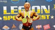 Video: Lực sĩ 57 tuổi quê An Giang giành huy chương vàng thể hình quốc tế
