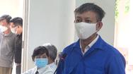 Video: Trả hồ sơ điều tra bổ sung vụ án 'chạy điều chuyển giám đốc Công an tỉnh An Giang'