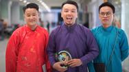 Video: Những người truyền cảm hứng chúc Tết Tân Sửu 2021