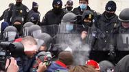 Video: Mỹ bắt giữ hơn 300 người bạo động ở đồi Capitol