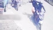 Video: Những tình huống giật điện thoại 'hụt' trên đường phố