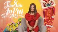 Video: Á hậu Phương Anh, Ngọc Thảo chia sẻ về lì xì may mắn, khai bút đầu xuân