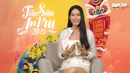 Video: Ấn tượng lời chúc Tết bằng 3 thứ tiếng của Á hậu Phương Anh