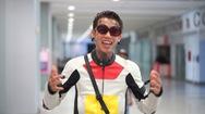Video: Rapper Dế Choắt hát rap 'chay' cực chất chúc mừng Tết Tân Sửu