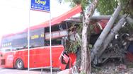 Video: Xe giường nằm va chạm với xe đạp, 3 người tử vong, nhiều người bị thương