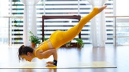 Video: Săn chắc cơ thể và tăng sức tập trung cùng Power Yoga