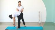 Video: Bài tập yoga giúp linh hoạt cột sống vùng lưng dưới