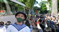 Video: Hơn 4.600 thanh niên TP.HCM lên đường nhập ngũ