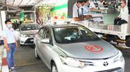 Video: Hàng ngàn người thi giấy phép lái xe sau Tết ở TP.HCM