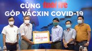 Video: Hai doanh nghiệp ủng hộ 1 tỉ đồng 'Cùng Tuổi Trẻ góp vắc xin COVID-19'