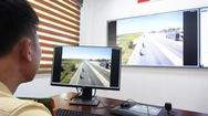 Video: 'Mắt thần' trên quốc lộ 1 qua Bình Thuận phát hiện hơn 4.000 xe vi phạm