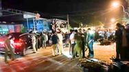 Video: Ôtô 'điên' tông hàng loạt xe máy, 2 người chết, 5 người bị thương