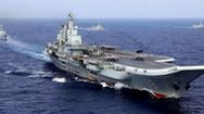 Video: Tàu chiến Mỹ bám đuổi tàu sân bay Liêu Ninh của Trung Quốc?