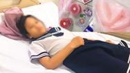 Video: Công an đang điều tra vụ 'chất dẻo ma quái' làm 35 học sinh ngộ độc