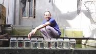 Góc nhìn trưa nay | Lão nông nuôi cá chọi trong hàng ngàn chai phế liệu