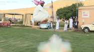 Video: Độc đáo điệu múa dân gian dùng súng 'bắn vào chân mình'
