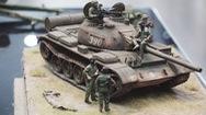Góc nhìn trưa nay | Chiêm ngưỡng mô hình khí tài quân sự tham gia chiến dịch Hồ Chí Minh