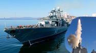 Video: Nga phóng thành công tên lửa hành trình Kalibr từ bờ biển Nhật Bản