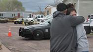 Video: Cảnh sát phong tỏa hiện trường vụ xả súng làm nhiều người chết ở Mỹ