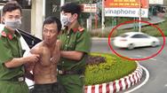 Video: Khởi tố nghi phạm cướp ôtô bỏ chạy với tốc độ 160 km/h ở Hậu Giang