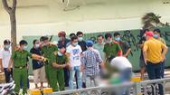 Video: Một tài xế xe ôm nghi bị đâm chết trước cổng Bệnh viện Nhi đồng 1