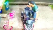 Video nóng: Lộ diện kẻ trộm xe, đâm chết bác sĩ ở Bình Dương khi bị ngăn cản
