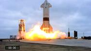 Video: Tàu vũ trụ SpaceX hạ cánh thành công sau 4 lần nổ tung