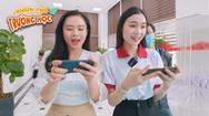 Khám Phá Trường Học 2021 | MC Hồng Loan so tài cùng 'Trân Châu' qua robot đại chiến 'xịn' của ĐH Duy Tân