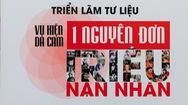 Video: Tìm hiểu 'Vụ kiện da cam - Một nguyên đơn - Triệu nạn nhân' tại đường sách TP.HCM