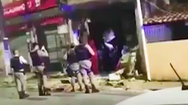 Video: Cướp cho nổ tung cửa hàng để lấy tiền trong cây ATM