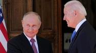 Video: Ông Joe Biden gọi nhầm tên Tổng thống Nga Putin thành 'Trump'