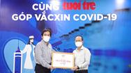Video: KAO Việt Nam ủng hộ hơn 180 triệu đồng 'Cùng Tuổi Trẻ góp vắc xin COVID-19'