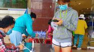 Video: Người dân đi chợ, siêu thị, chưa nghiêm túc khai báo y tế theo quy định