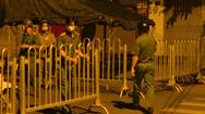 Video: Từ 0h ngày 25-6, phong tỏa một phần ấp Hậu Lân và thị trấn Hóc Môn, TP.HCM
