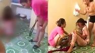 Video: Bắt 2 cô gái vụ lột quần áo, đổ bột giặt lên đầu, hành hạ thiếu nữ 15 tuổi ở Thái Bình