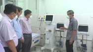 Video: Đưa vào hoạt động trung tâm hồi sức tích cực bệnh nhân COVID-19 nặng