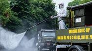 Video: Bộ Y tế yêu cầu không phun hóa chất khử khuẩn diệt COVID-19 ngoài trời, vào người