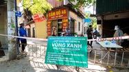 Video: Những chốt 'vùng an toàn không COVID-19' đầu tiên tại Hà Nội