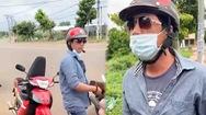 Video: Truy tố bị can đạp vào đùi thành viên chốt kiểm soát dịch ở Đồng Nai