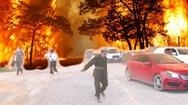 Video: Cháy rừng ở châu Âu, nhiều nơi phải dùng thuyền sơ tán khẩn cấp du khách