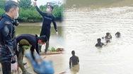 Video: Hai người trốn khỏi khu phong tỏa bơi đi câu cá ở TP.HCM, một người chết