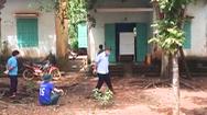 Video: Nam công nhân cạo mủ cao su tử vong trong khu nội trú